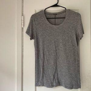 Monrow Grey Tshirt